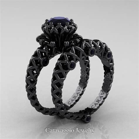 Caravaggio Lace 14k Black Gold 10 Ct Black Diamond. Ingagement Engagement Rings. Soldered Rings. Thumb Wedding Rings. Moissanite Engagement Rings. Aqsa Wedding Rings. Vrai Engagement Rings. Birth Stone Wedding Rings. Golding Rings