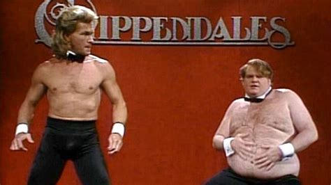 Chip N Dale Dancer by Which Presidential Candidate Dressed Like Chippendale S