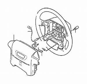 Volvo S90 Wiring Harness  Dl  Gl  Dls  Gls  Steering Wheel