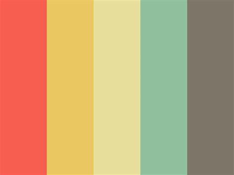 retro color palette 1000 ideas about bright color schemes on