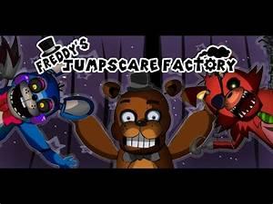 CREATE YOUR OWN FNAF characters + JUMPSCARES! [Freddy's ...