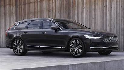 Volvo V90 Inscription Recharge Wallpapers