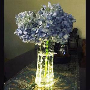 Led, Vase, String, Light, Waterproof, Button, Battery, Operated, Fairy, Lights, For, Wedding, Party, Home, Diy