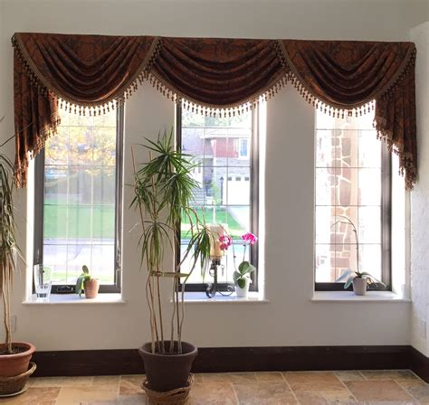 window valances for living room window swags country style for living room best site 13381