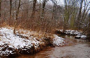 sunday creek profile ohio watershed data