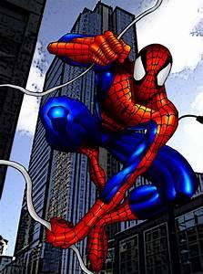 Ultimate Spiderman by skoppio on DeviantArt