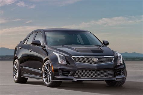 2016  2018 Cadillac Atsv Hpe550 Upgrade Hennessey