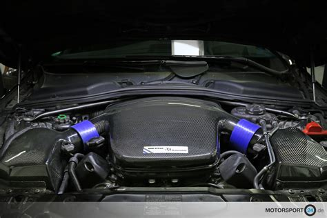 Bmw S85 by Bmw M5 E60 Airbox Carbon Ansaugsystem Motorsport24