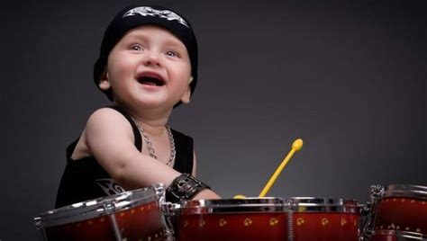 Rock 'n' Roll Baby! Musical Names For Your Baby