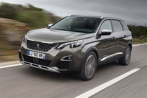 peugeot france automobile peugeot 5008 2017 review by car magazine