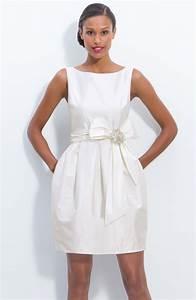 Short wedding dresses nordstrom39s wedding suite for Nordstrom short wedding dresses