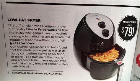 gadgets clever housekeeping air fryer
