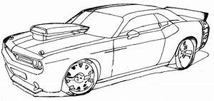 Sports Car Coloring Pages Free Art In The Classroom