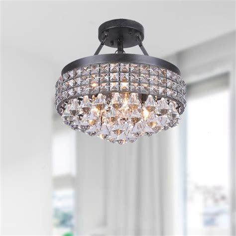 25 best ideas about flush mount chandelier on