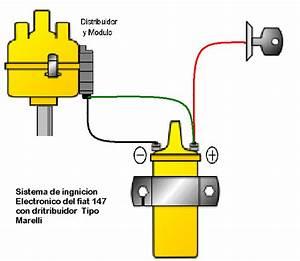 Reparaci U00f3n De M U00e1quinas  Sistema De Encendido Electronico