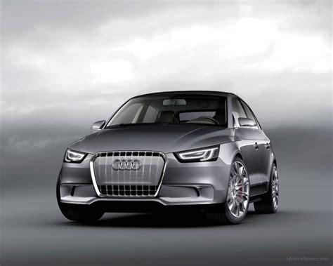 Audi A1 Sportback Concept Wallpaper Hd Car Wallpapers