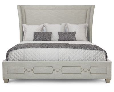 criteria upholstered king bed furniture row