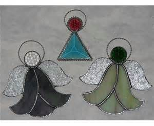 stained glass angels on pinterest stained glass ornaments angel ornaments and stained glass