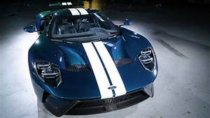 Ford GT Mystichrome, pintura de 100 mil dólares - Autología