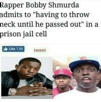 Rapper Bobby Shmurda Admits to Having to Throw Neck Until ...