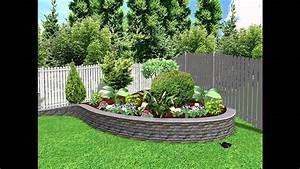 Small round garden design for Small round garden design