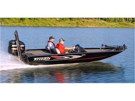 Tritoon Boat And Trailer Weight by Triton Boats 18 Tx Fresh Water Fishboats New In Dothan Al