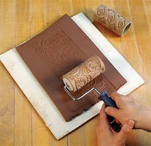 """Textured Clay Rollers Class Pack 4 1/4"""" : Class Packs"""