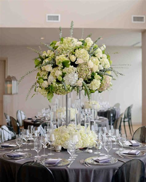 Tall Centerpieces That Will Take Your Reception Tables To