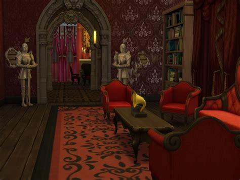 la maison du diable parsimonious the sims 4 houses
