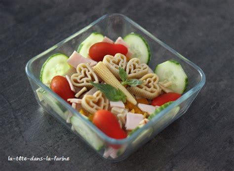 salade de p 226 tes sauce pesto la t 234 te dans la farine