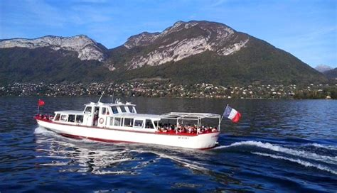 Boat Service Lake Annecy by Lac En Partage In Annecy Le Franco Phoney