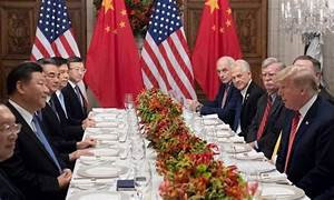 US, China hammer out trade war truce to ease global ...