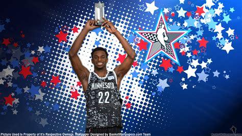 Andrew Wiggins 2015 Nba Rising Stars Mvp Wallpaper