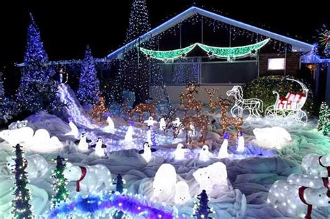 biggest and best christmas lights the festive display fan