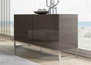 Dois Contemporary Sideboard