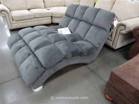 costco chaise lounge emerald home boylston fabric chaise costco other