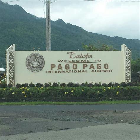American Samoa Pago Pago International Airport