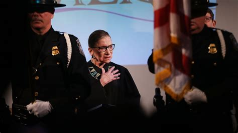 This Is Why It's So Dangerous When Older Americans Fall The Way Ruth Bader Ginsburg Did