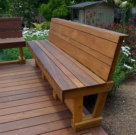 amazing of outside wooden bench 25 best ideas about