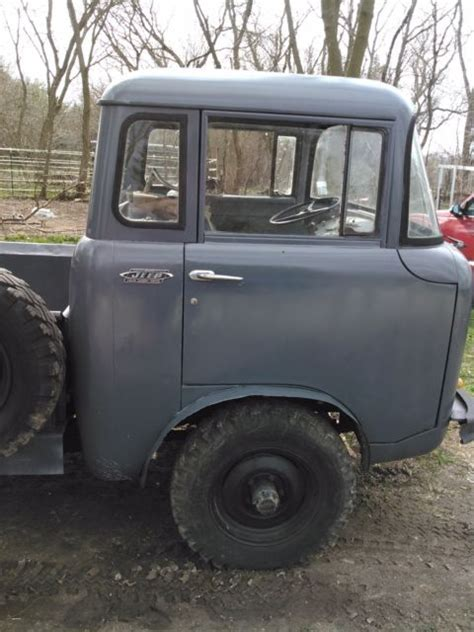 1958 willys  overland Fc170 Jeep for sale   Willys Other