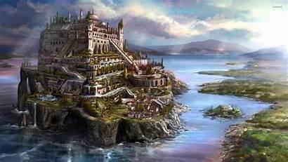 Kingdom Fantasy Wallpapers Desktop Cave Px Hearts