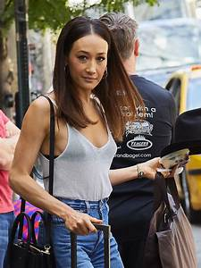 Email Spam Maggie Q Leaves Her Hotel In New York 06 09 2017 Hawtcelebs