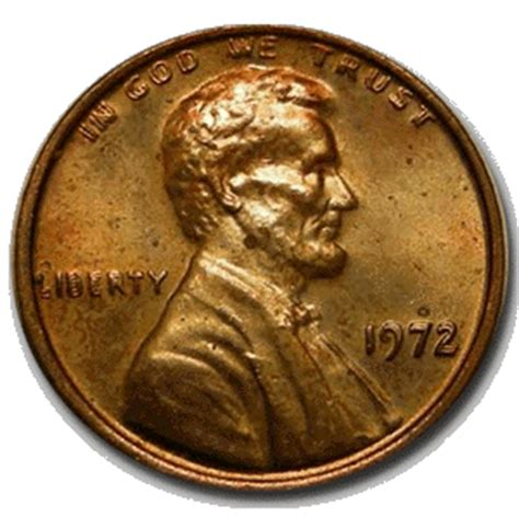 how to tell if a coin is die 1972 double die cent coinsite