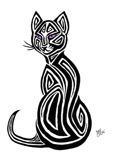 Cat Tattoos Designs, Ideas and Meaning   Tattoos For You