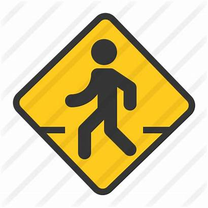 Icon Crosswalk Premium Flat Zebrastreifen Icons Flaticon