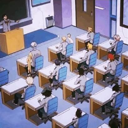 Class Academia Hero Ua Students Chapter Enrolled