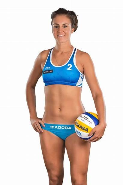 Volleyball Beach Players Height Beachmajorseries 1329