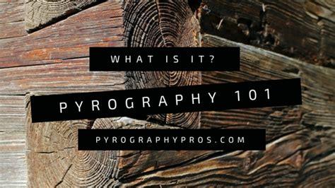pyrography        wood