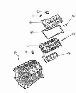 Chrysler Concorde Head  Cylinder  Left