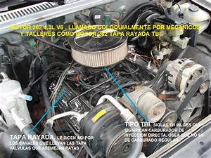 Motor Chevrolet Blazer
